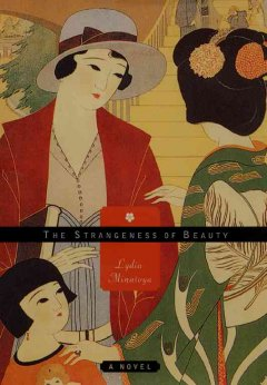 The strangeness of beauty cover image
