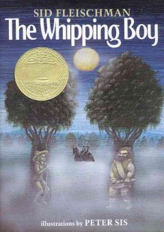 The whipping boy cover image