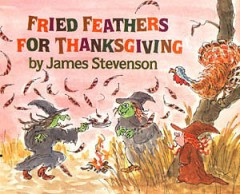 Fried feathers for Thanksgiving cover image