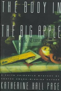 The body in the Big Apple cover image