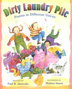 Dirty laundry pile : poems in different voices cover image