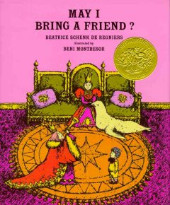 May I bring a friend? cover image