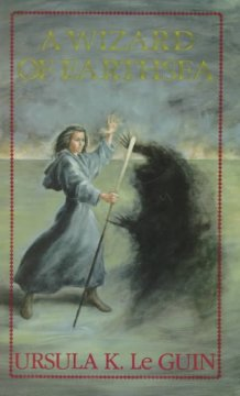 A wizard of earthsea cover image