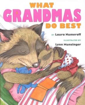 What grandmas do best ; What grandpas do best cover image