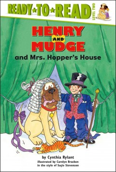 Henry and Mudge and Mrs. Hopper's house : the twenty-second book of their adventures cover image