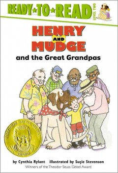 Henry and Mudge and the great grandpas : the twenty-sixth book of their adventures cover image