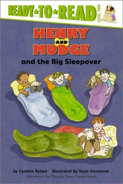 Henry and Mudge and the big sleepover : the twenty-eighth book of their adventures cover image