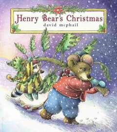 Henry Bear's Christmas cover image
