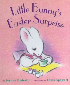 Little Bunny's Easter surprise cover image