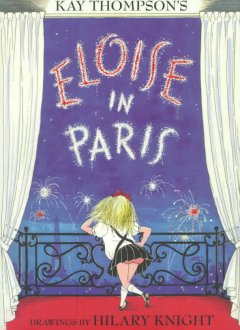 Kay Thompson's Eloise in Paris cover image