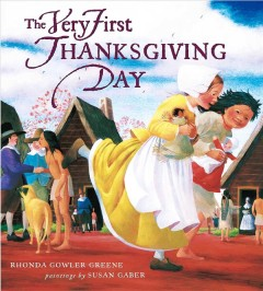 The very first Thanksgiving Day cover image