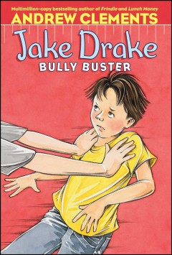 Jake Drake bully buster cover image