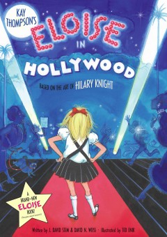 Kay Thompson's Eloise in Hollywood cover image