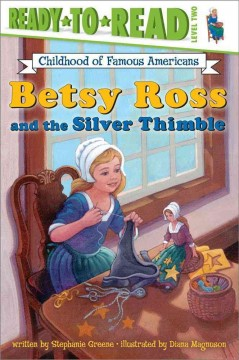 Betsy Ross and the silver thimble cover image