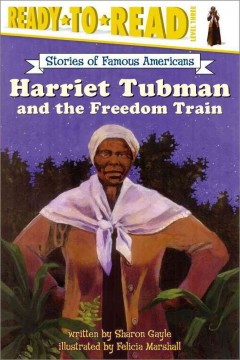 Harriet Tubman and the freedom train cover image