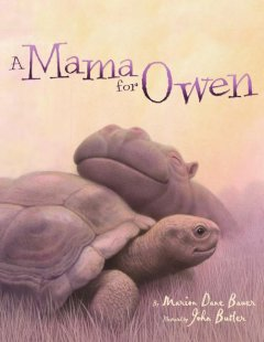 A mama for Owen cover image