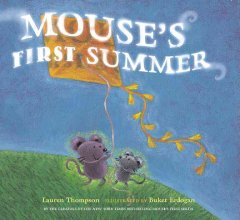 Mouse's first summer cover image