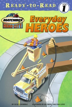 Matchbox hero city : everyday heroes cover image