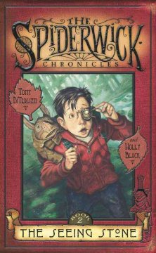 The seeing stone cover image