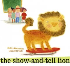 The Show-and-Tell lion cover image