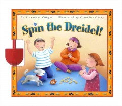 Spin the dreidel! cover image