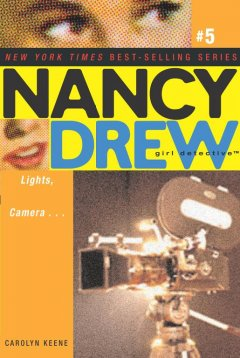 Lights, camera-- cover image