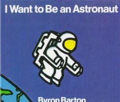 I want to be an astronaut cover image