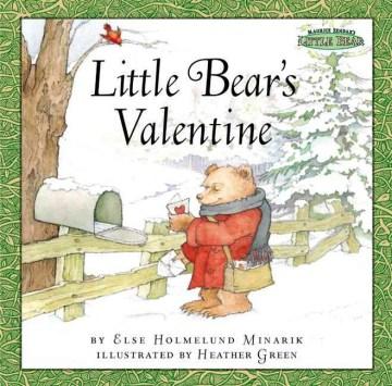 Little Bear's valentine cover image