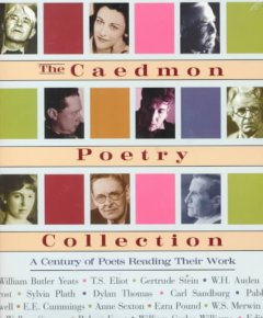 The Caedmon poetry collection cover image