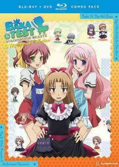 Baka & Test [Blu-ray + DVD combo] summon the beasts. OVA special collection cover image