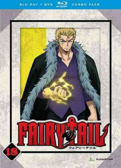 Fairy Tail. Collection 18 [Blu-ray + DVD combo] cover image