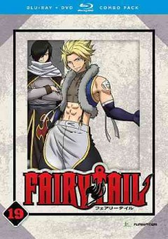 Fairy tail. Collection 19  [Blu-ray + DVD combo] cover image
