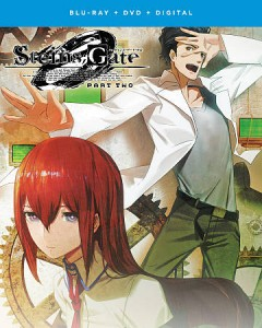 Steins Gate. Part 2 [Blu-ray + DVD combo] cover image