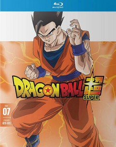 Dragon ball super. Part 07 cover image