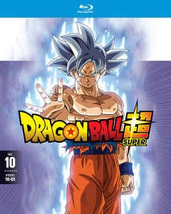 Dragon Ball super. Part 10, episodes 118-131 cover image