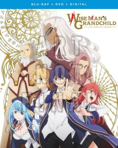 Wise man's grandchild. The complete series [Blu-ray + DVD combo] cover image