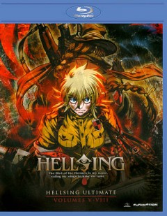 Hellsing ultimate. Volumes 5-8 [Blu-ray + DVD combo] cover image