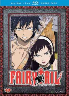 Fairy tail. Collection 10 [Blu-ray + DVD combo] cover image