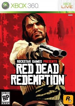Red dead redemption [XBOX 360] cover image