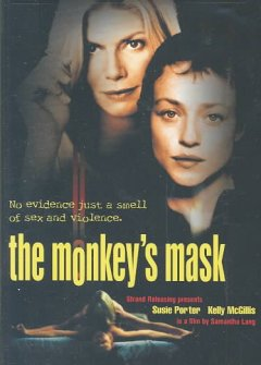 The monkey's mask cover image