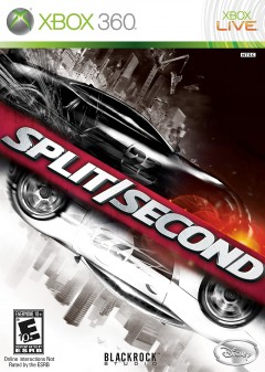 Split/second [XBOX 360] cover image