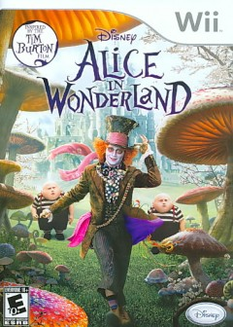 Alice in Wonderland [Wii] cover image