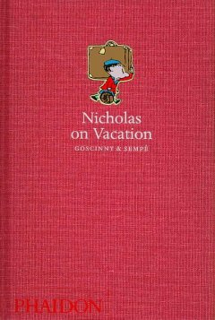 Nicholas on vacation cover image