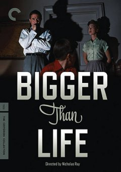 Bigger than life cover image