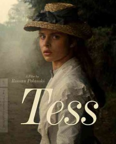Tess [Blu-ray + DVD combo] cover image