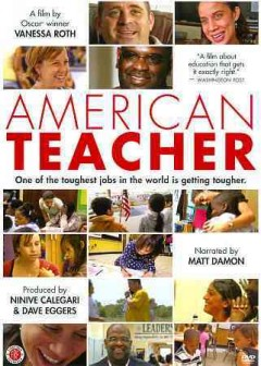 American teacher cover image