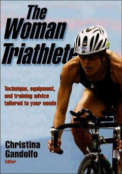 The woman triathlete cover image