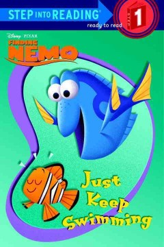 Just keep swimming cover image