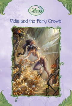 Vidia and the fairy crown cover image