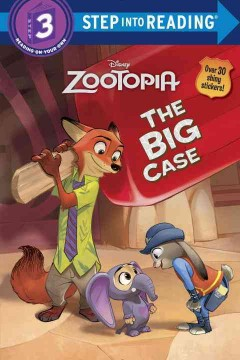 The big case cover image